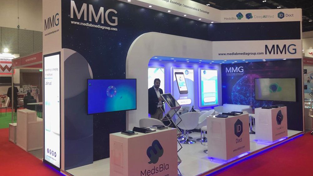 MedsBla en Arab Health
